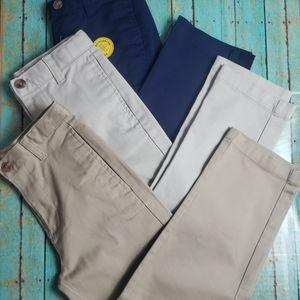 Cat & Jack | 3 Pieces | Boys Pants | Size 6 | NWOT